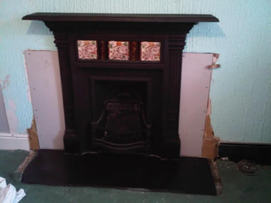 Replacement Fireplace