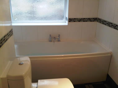 Bathroom Refit in Cardiff